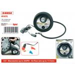 Kompresszor manometerrel 12v 260 psi wheel BOTTARI