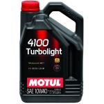 MOTUL 4100 TURBOLIGHT 10W-40 (4 L)