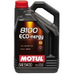 MOTUL 8100 ECO-NERGY 5W30 (5 L)