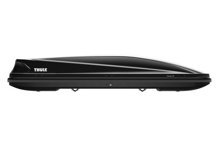 THULE TOURING ALPINE, FEKETE